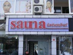 sauna istanbul