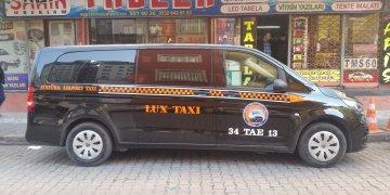 Ticari Taksi Çalışmaları